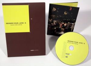 4 DVDAD2600